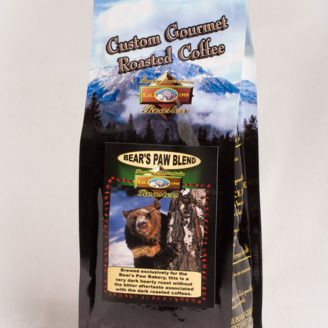 Bear's Paw Blend Coffee