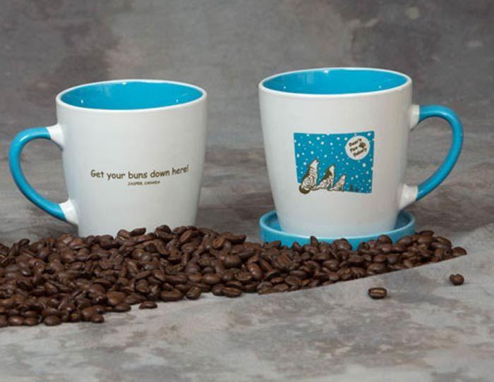 Ceramic Mug 8oz.