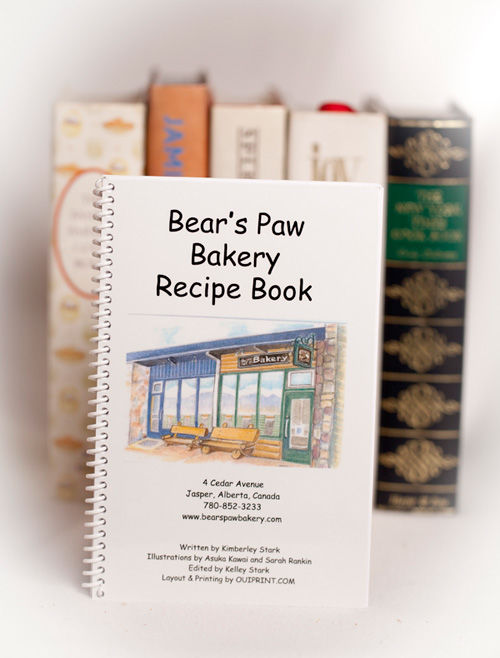 Bear's Paw Recipe Book
