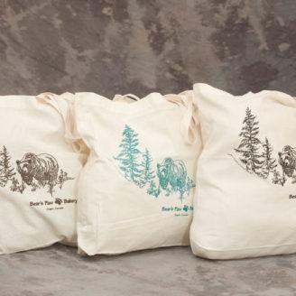 Bear Cloth Shopping Bag