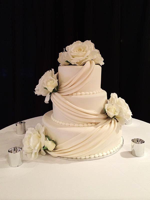 Jasper Wedding Cake